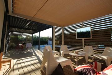 Comment créer de l'ombre sur une terrasse ?