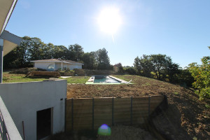 Aménagement jardin Blagnac