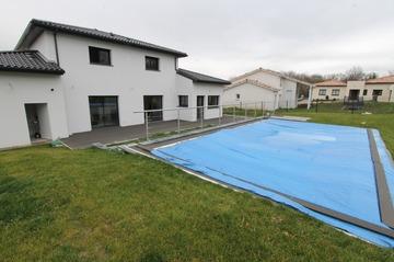 Réaménagement d'espace piscine et de jardin à Pin-Balma