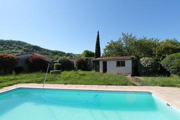 Modernisation des abords d'une piscine près de Toulouse