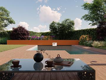 Aménagement de jardin à Montauban