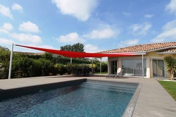 Création d'une piscine à Castelnau-d'Estrétefonds